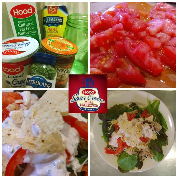 Ingredients and photos of my final entry. Special thanks to Leah from Leah's Life for the amazing tomatoes.
